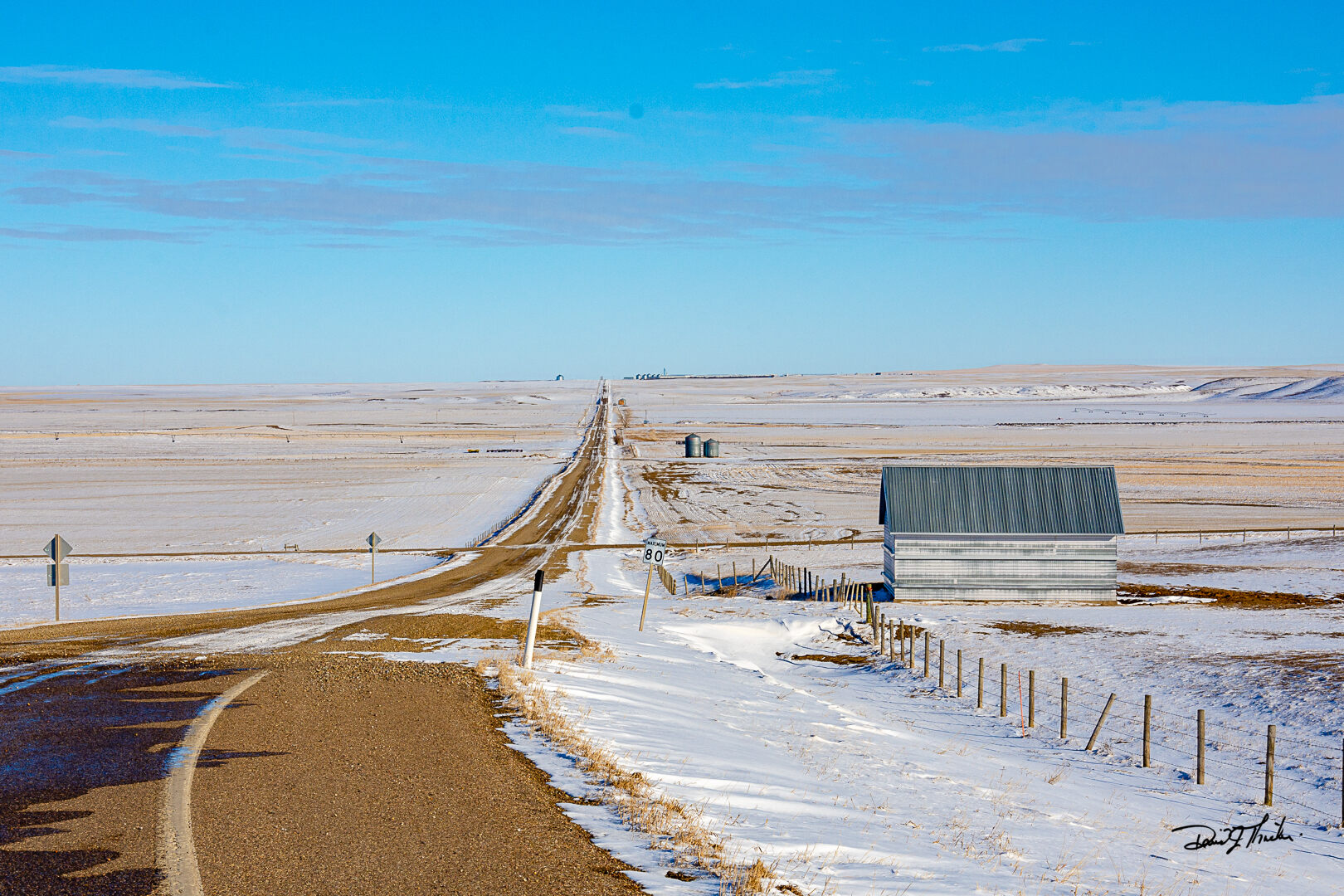 Read more about the article Prairie Roads