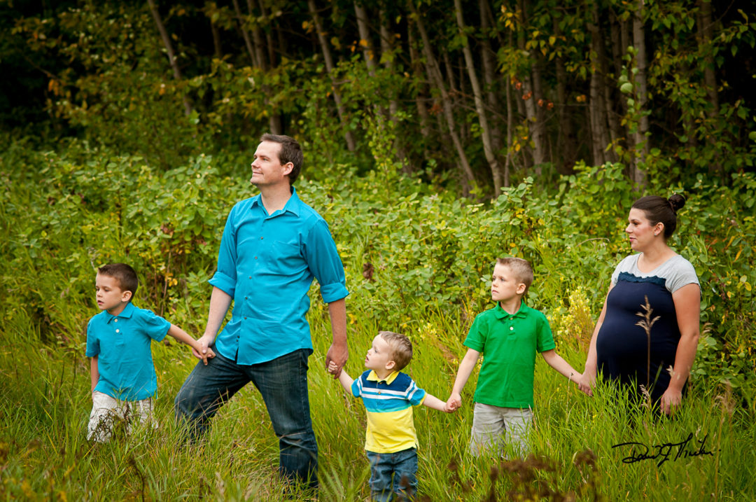 Family Photography Southern Alberta